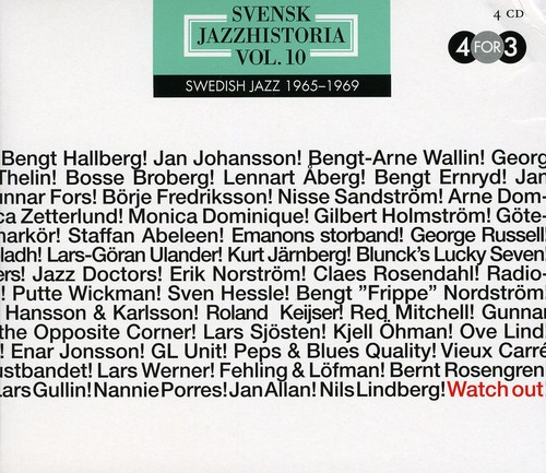 Swedish Jazz History 10: Watch Out