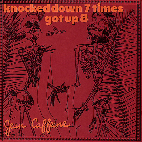 Knocked Down 7 Times Got Up 8