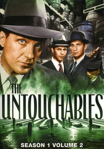 The Untouchables: Season 1 Volume 2