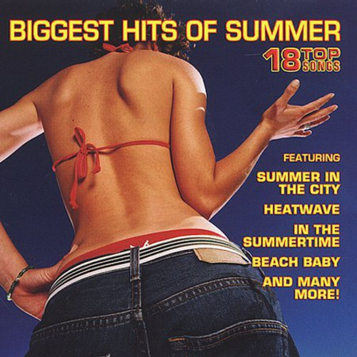 Biggest Hits of the Summer /  Various
