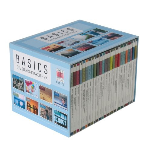 Basics 25 CD Box Set /  Various