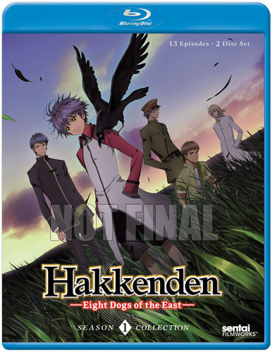 Hakkenden: Eight Dogs of the East: Season 2
