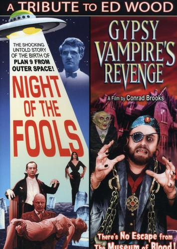 Night Of The Fools/ The Gypsy Vampire's Revenge