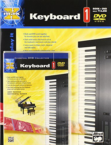 Alfred's Max Keyboard, Vol. 1 [Instructional] [W Book]