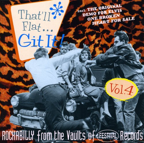That'll Flat Get It! Vol. 4