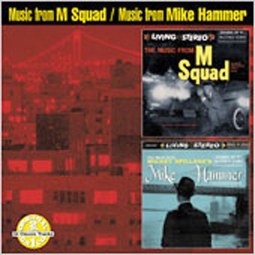 Music from M Squad: Music from Mickey (Original Soundtrack)