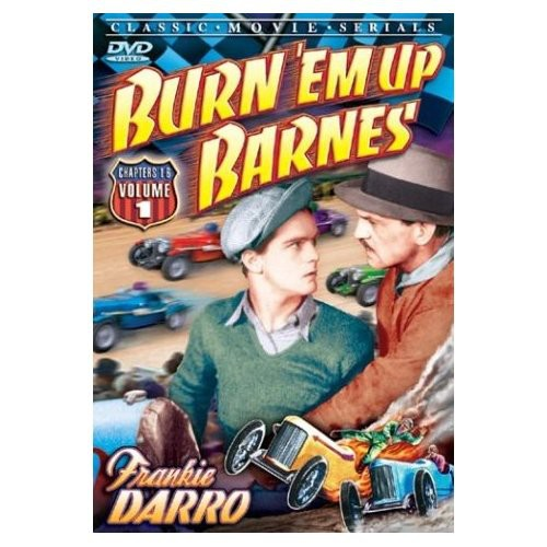 Burn 'Em Up Barnes 1 (Chapters 1-6)