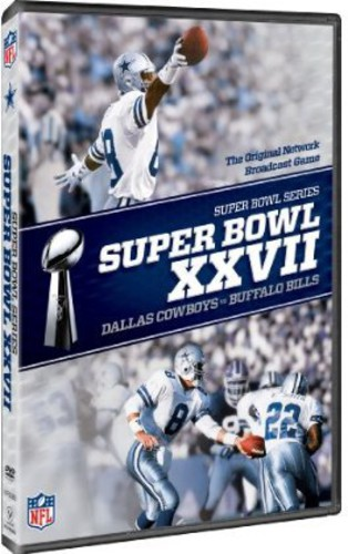 Super Bowl Series: Super Bowl 27-Dallas Cowboys