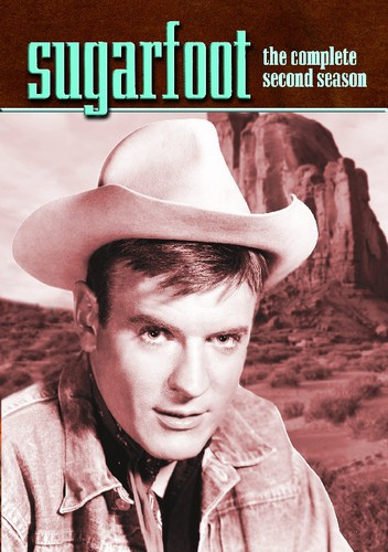 Sugarfoot: The Complete Second Season