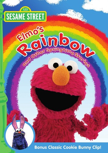 Elmo's Rainbow and Other Springtime Stories [Full Frame] [Special Glitter O-Sleeve]