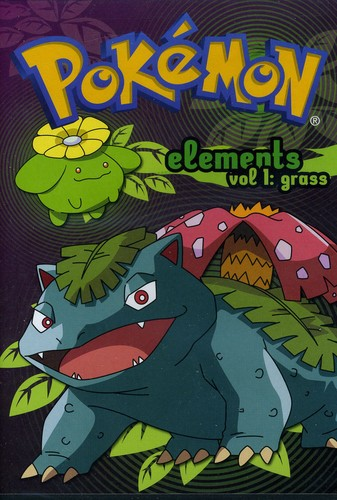 Pokemon Elements, Vol. 1: Grass