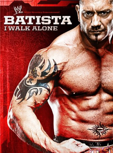 WWE: Batista I Walk Alone [Full Frame] [Digipak] [3 Discs]