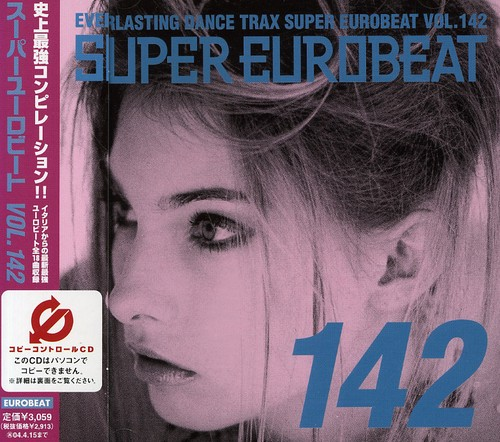 Super Eurobeat 142 /  Various [Import]