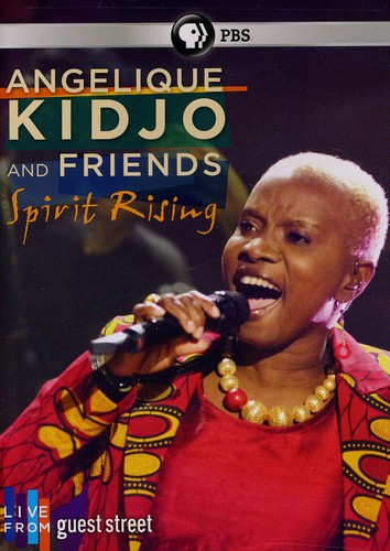 Live from Guest Street: Angelique Kidjo & Friends