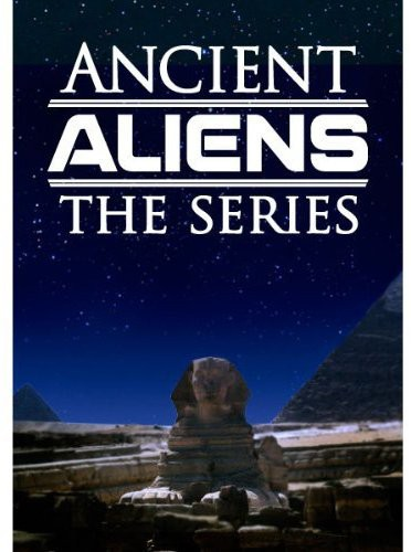 Ancient Aliens: Underground Aliens