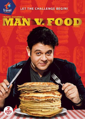 Man V. Food: Season 2 [2 Discs]