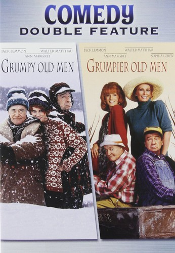 Grumpy Old Men/ Grumpier Old Men [Standard] [Double Sided DVD]