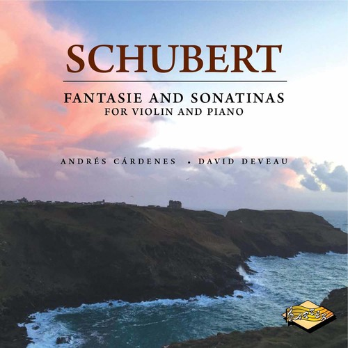 Franz Schubert: Fantasie & Sonatinas for Violin and Piano