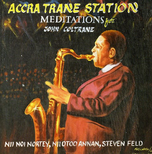Meditations for John Coltrane