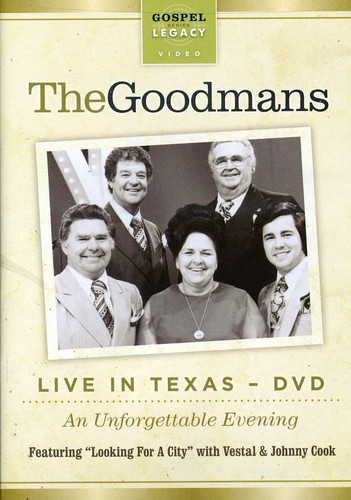 Happy Goodman Family: Live in Texas