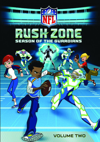 Nfl Rush Zone: Season Of The Guardians, Vol 2