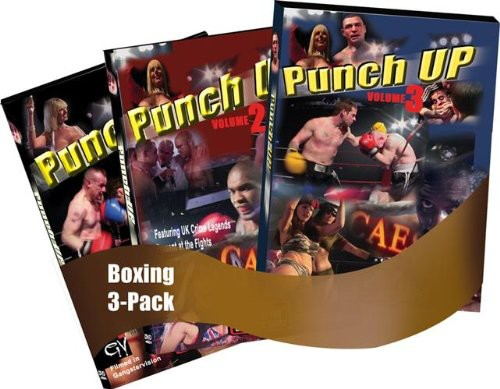 Punch Up Boxing 3 Pack