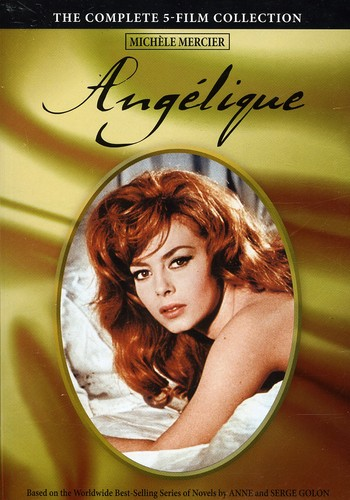 Angélique: The Complete 5-Film Collection