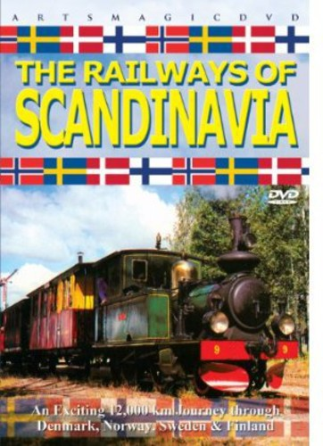 The Railways Of Scandinavia