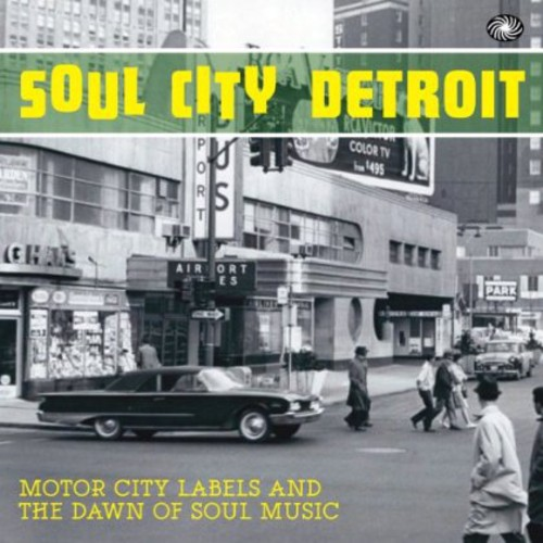 Soul City Detroit [Import]