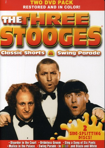 Three Stooges: Classic Shorts & Swing Parade