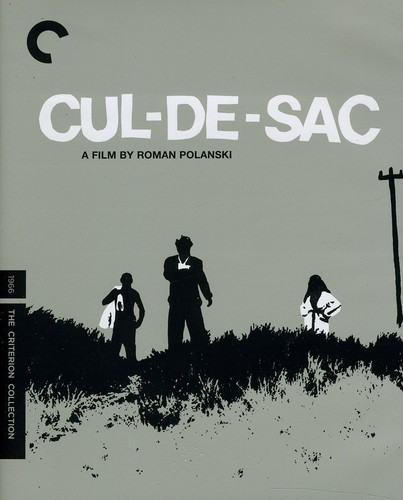 Criterion Collection: Cul-de-sac [Widescreen] [Subtitled] [B&W][Special Edition]