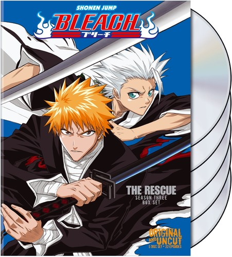 Bleach Uncut Set 3: The Entry