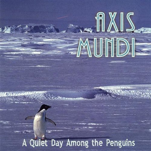 Quiet Day Among the Penguins