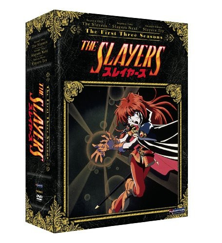 Slayers: Seasons 1-3 [Japanimation]
