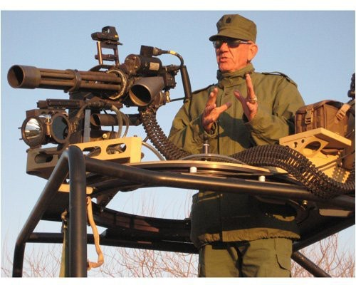 Lock N Load with R Lee Ermey: Machine Guns