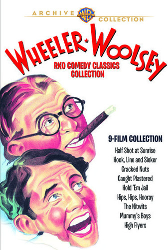 Wheeler & Woolsey: Rko Comedy Classics Collection