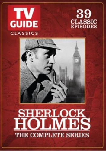 TV Guide Classics: Sherlock Holmes - Comp Series