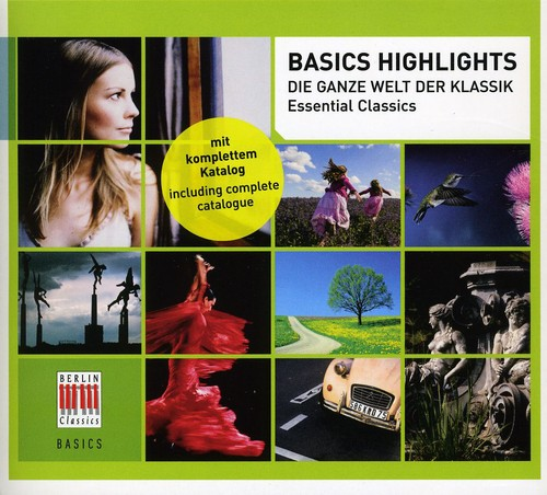 Best of Basics: Essential Classics /  Various