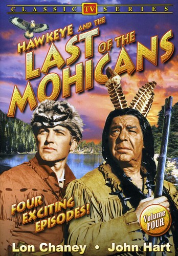 Hawkeye and the Last of the Mohicans: Volume 4