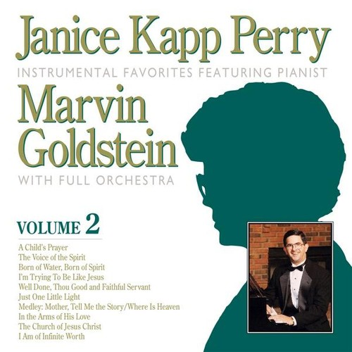 Favorites Featuring Pianst Marvin Goldstein 2