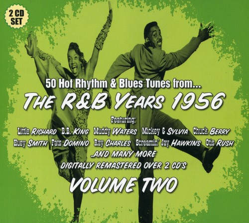 Vol. 2-R & B Years 1956 [Import]