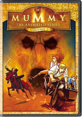 The Mummy: The Animated Series: Volume 3