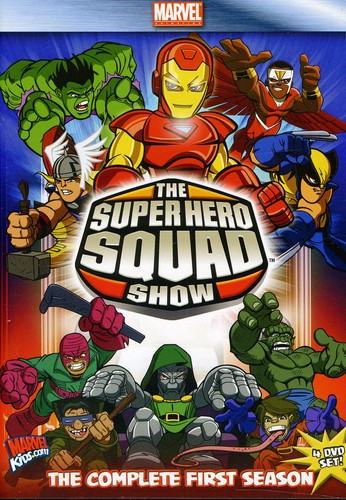 Super Hero Squad Show: Season 1 [Import]