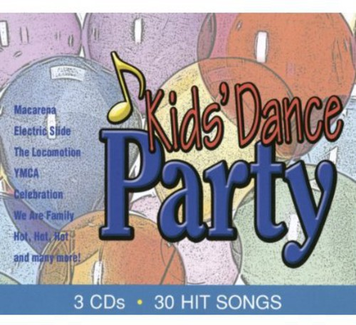Kid's Dance Party /  Various