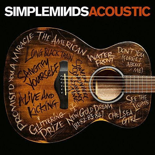 Simple Minds Acoustic