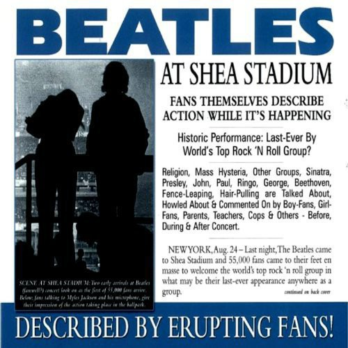 Shea Stadium 1964 Concert Described By Beatle Fans