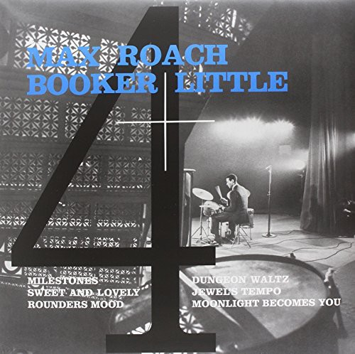 Booker Little 4 & Max Roach [Import]