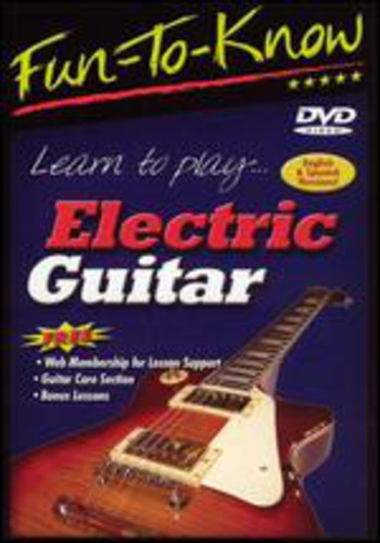 Fun-To-Know - Electric Guitar Lessons for Beginner