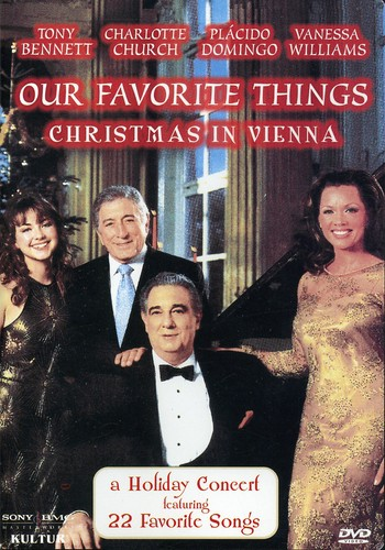 Our Favorite Things: Christmas in Vienna /  Various