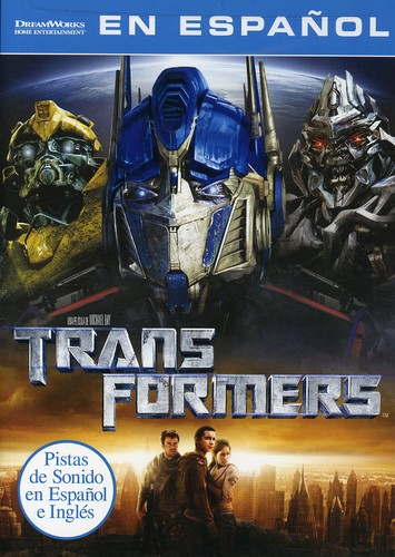 Transformers [2007] [WS] [Spanish Packaging] [Sensormatic]